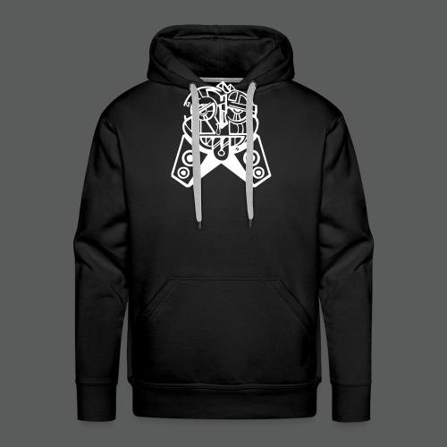 shepshep - Sweat-shirt à capuche Premium pour hommes
