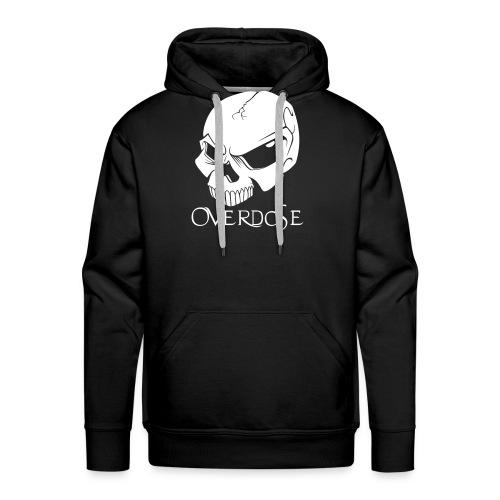 overdose front 1 - Männer Premium Hoodie