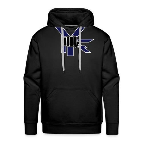 The Fist Logo - Männer Premium Hoodie