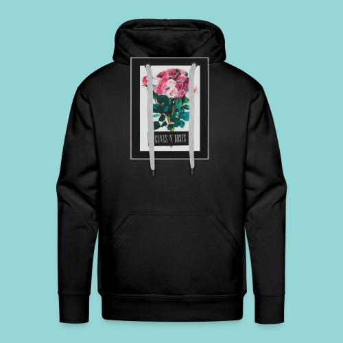 cunts_n_roses_MAIN - Männer Premium Hoodie