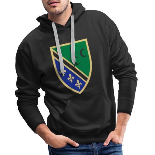 sandzak_emblem - Männer Premium Hoodie