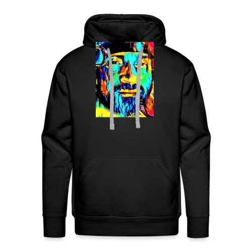 GOD IS BACK PRAY FOR ME MIRACULOUS - Men's Premium Hoodie
