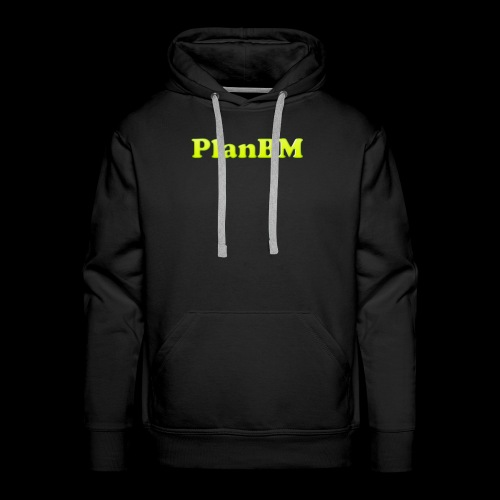 cooltext309899794610059 - Männer Premium Hoodie