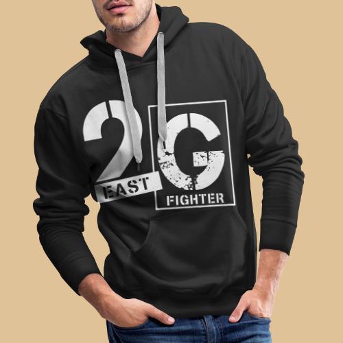 2GEF-Getriebe - Männer Premium Hoodie