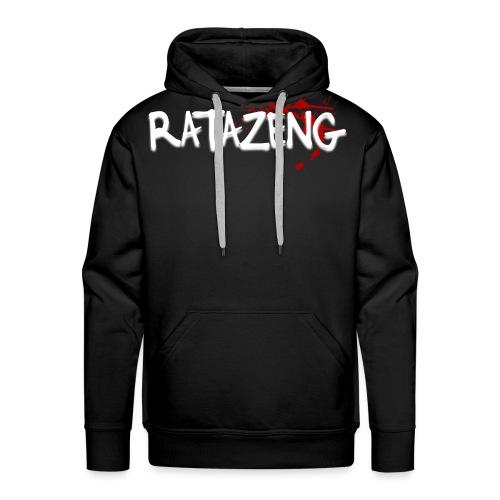 ratazeng-weiß - Männer Premium Hoodie