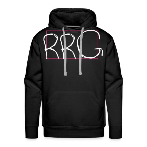rrgear design4 rrg standard - Männer Premium Hoodie