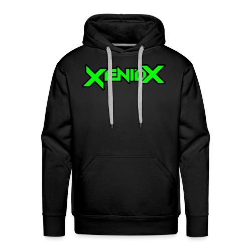 Xeniox Logo - Men's Premium Hoodie