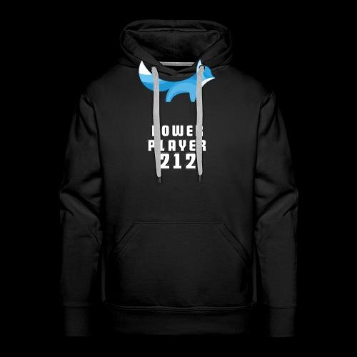 POWERPLAYER212's Shirt - Felpa con cappuccio premium da uomo