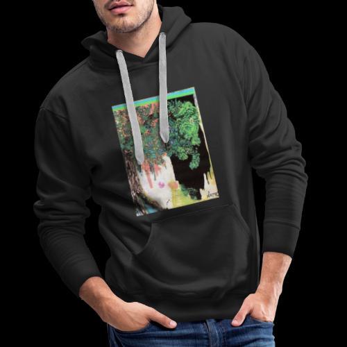 Reflets 2006 - Sweat-shirt à capuche Premium pour hommes