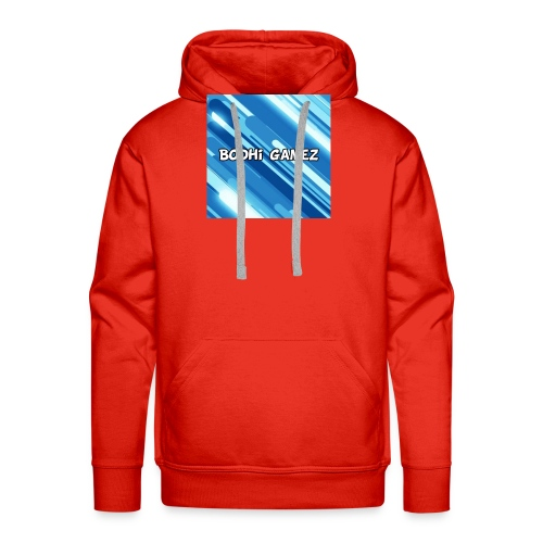 mijn logo YT - Mannen Premium hoodie