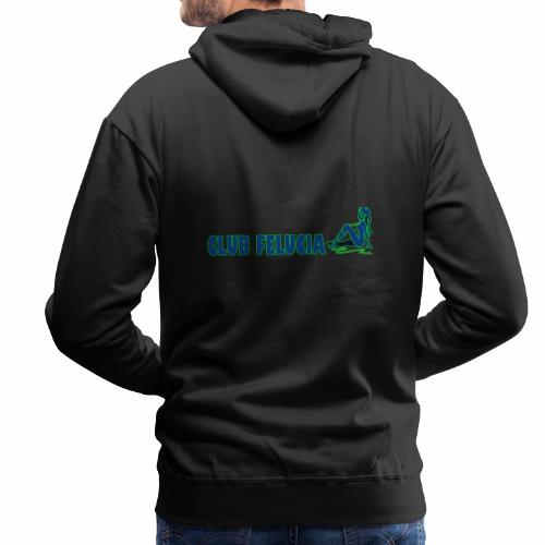 Madame's_Girls - Men's Premium Hoodie