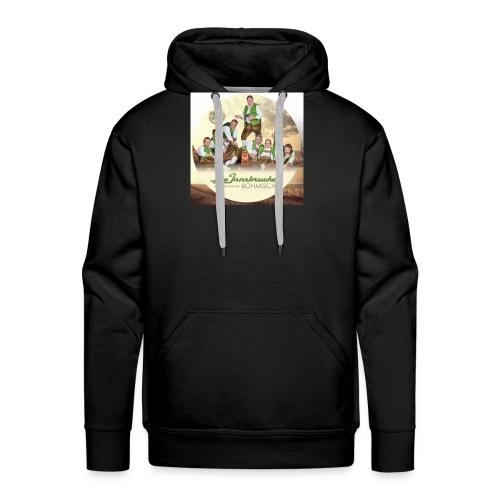 cdmente - Mannen Premium hoodie