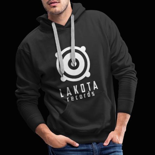 LAKOTA Logo White - Männer Premium Hoodie