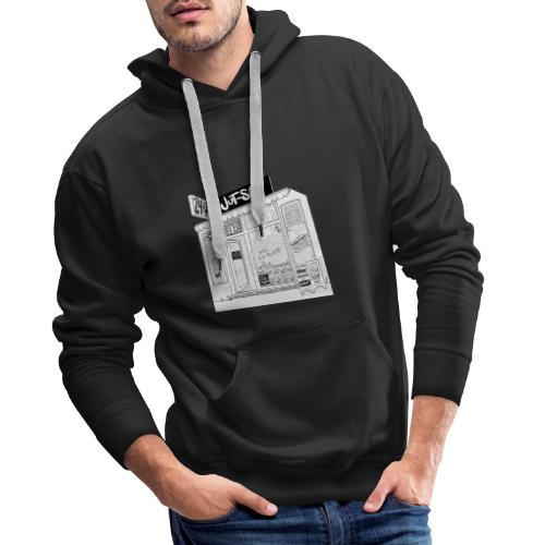 Come in and find raus. - Männer Premium Hoodie