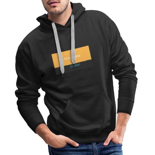 KptnEichhorn Gaming Banner - Männer Premium Hoodie