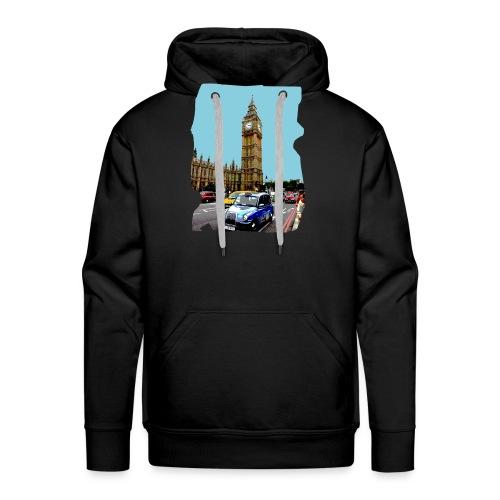 London BigBen - Mannen Premium hoodie