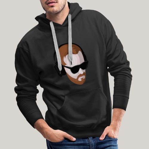 The Bearded Brotherhood - Men's Premium Hoodie