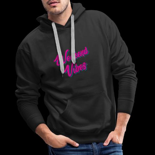 Weekend Vibes - Männer Premium Hoodie