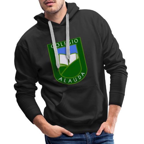 Colegio Alauda - Sudadera con capucha premium para hombre