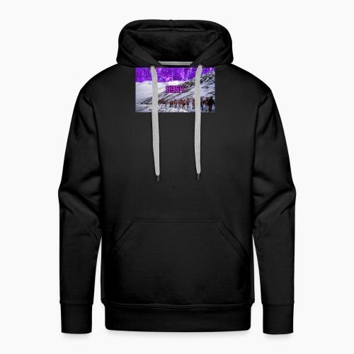 MOUNTAIN - Mannen Premium hoodie