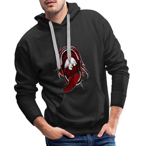 Big Mouth - Sweat-shirt à capuche Premium pour hommes
