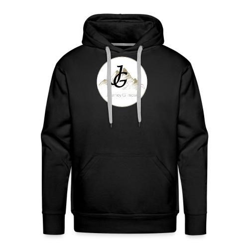 Journey Glimpse Logo - Männer Premium Hoodie