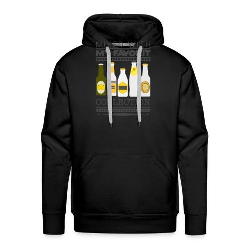 Tonic Water Collection - Männer Premium Hoodie