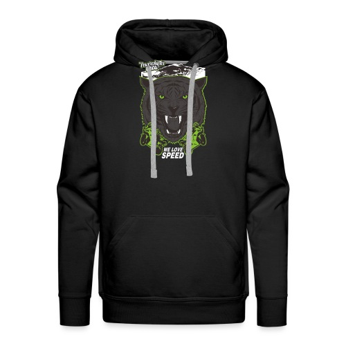 bear - Männer Premium Hoodie