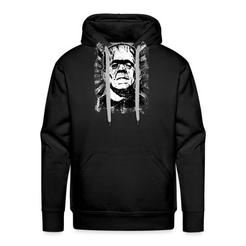 Boris Karloff/Frankenstein vintage sw - Männer Premium Hoodie