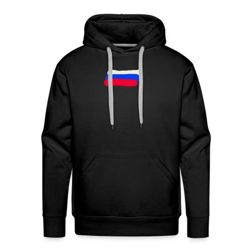 Russland - Männer Premium Hoodie