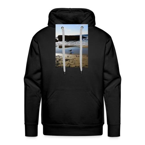Playa - Sudadera con capucha premium para hombre