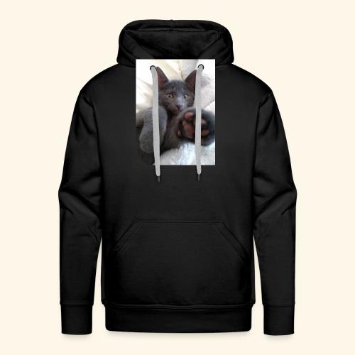 Kätzchen - Männer Premium Hoodie