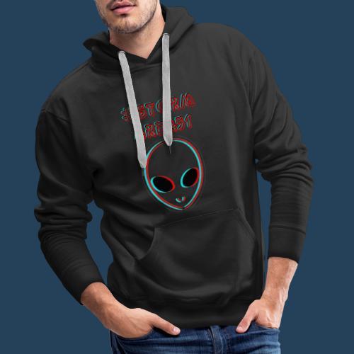 #STORMAREA51 - Männer Premium Hoodie