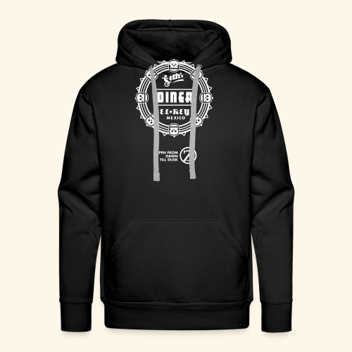 Seth's Diner - Männer Premium Hoodie