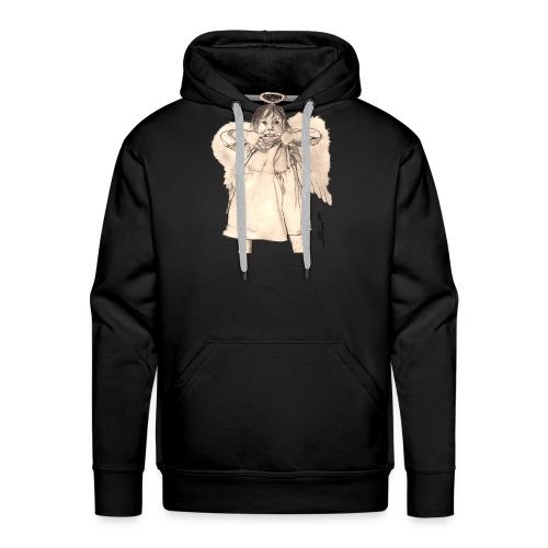 Frecher Engel - Männer Premium Hoodie