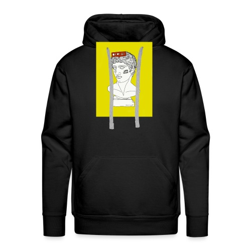 Autoestima_musua - Sudadera con capucha premium para hombre