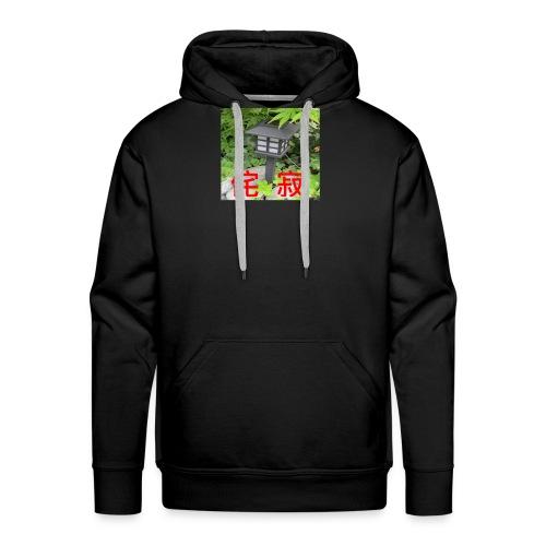 Wabi sabi - Mannen Premium hoodie