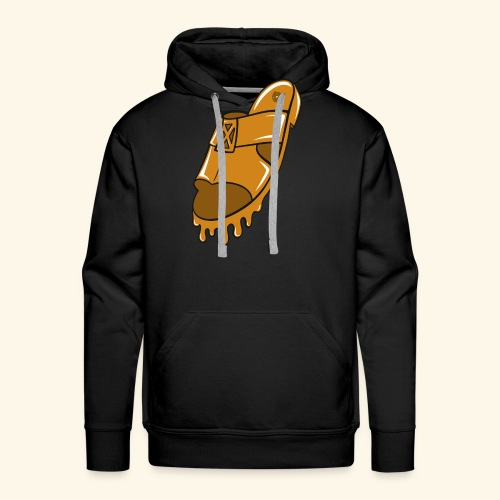 Samurai T-shirt (LAVAINA) - Sudadera con capucha premium para hombre