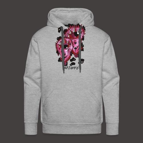Gemeaux original - Sweat-shirt à capuche Premium pour hommes