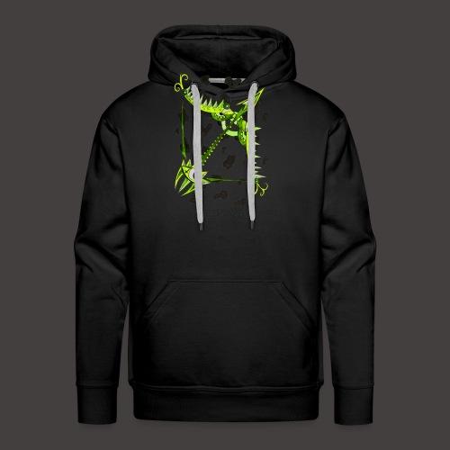 Sagittaire original - Sweat-shirt à capuche Premium pour hommes