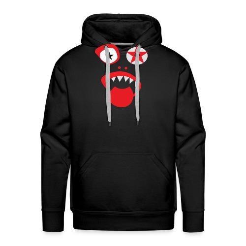 Clown Gesicht - Männer Premium Hoodie