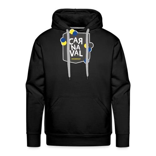 dringersgat logo - Mannen Premium hoodie