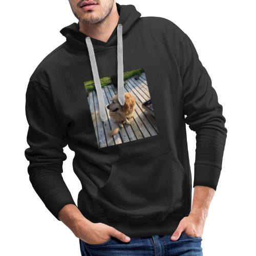 zhd - Herre Premium hættetrøje