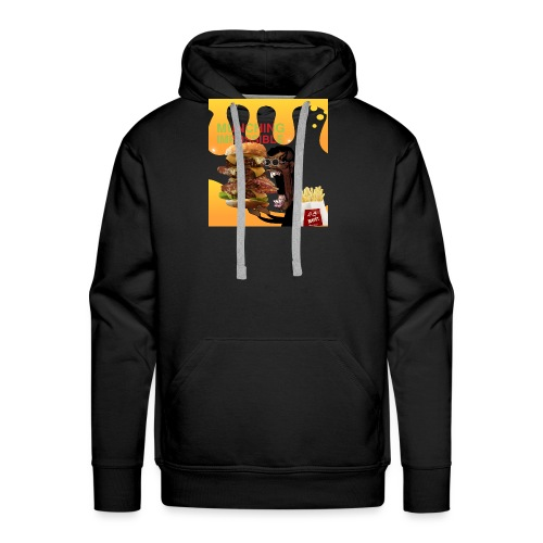 munching impossible: View to a Grill - Männer Premium Hoodie