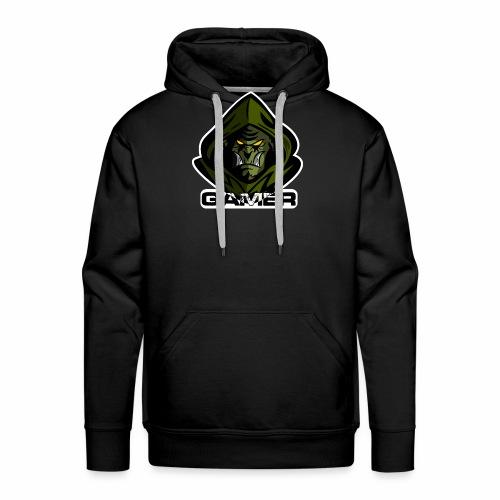 Orco Gamer - Sudadera con capucha premium para hombre