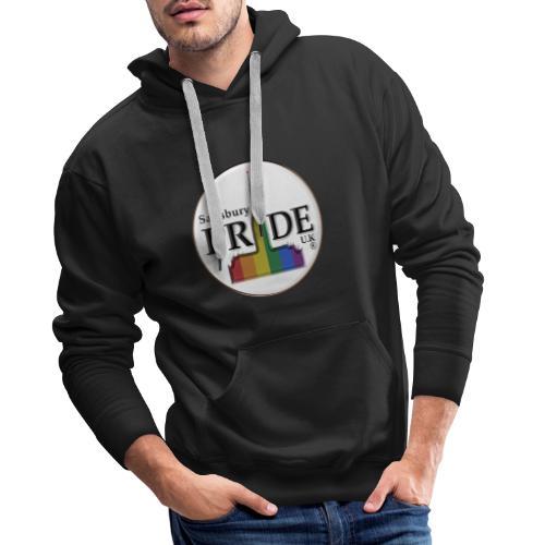 Salisbury Pride UK - Men's Premium Hoodie