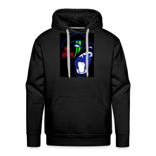 DJ VINS 2017 - Sweat-shirt à capuche Premium pour hommes