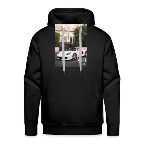 Luxe Life VIB PARIS Collection - Sweat-shirt à capuche Premium pour hommes