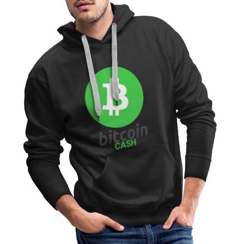Bitcoin Cash - Premiumluvtröja herr