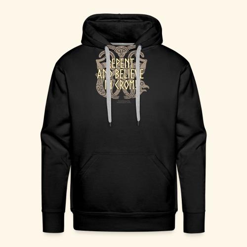 Crom T Shirt - Männer Premium Hoodie